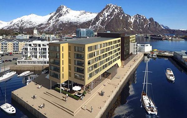 Nytt stort prosjekt for Lofoten Elektro